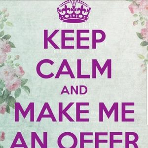 Other - Make Me a Reasonable Offer